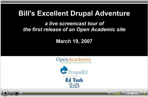 Drupal Tour