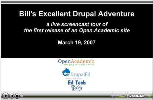 Drupal Tour